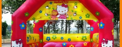 Inflable Hello Kitty