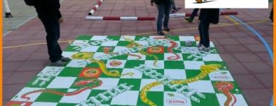 Jocs gegants tradicionals