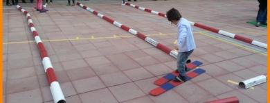 Circuito de big-foot