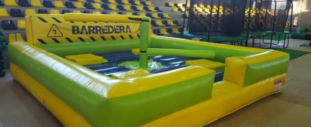 Barredora – 5m*5m*2m