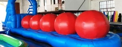 Plataforma de Agua Big Baller – 12m*2m*3,5m