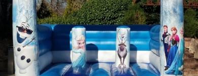 Botero Frozen – 5m*5m*3m
