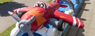 Inflable Lliscador Avioneta – 13m*2m*2,5m