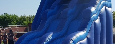 Tobogan Gran Blau – 6m*4,5m*4,5m