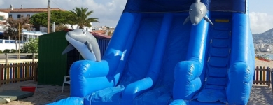 Tobogan Dofí – 7m*4,5m*4,5m